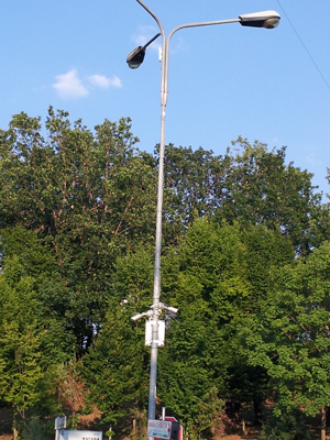 lampione-telecamere